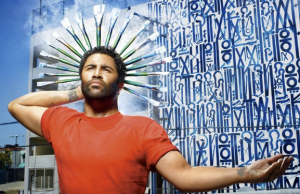 RETNA PHOTO BY DAVID LACHAPELLE