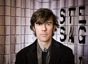 STEFAN SAGMEISTER PHOTO BY JOHN MADERE