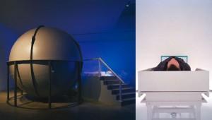 James Turrell's Perceptual Cell